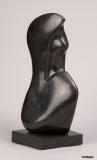 Féminité (Marbre Noir) 32 cm